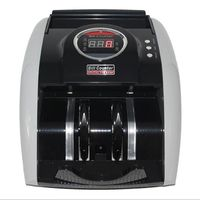 Geldscheinzähler Geldzählmaschine Geldprüfer LED-Anzeige Geldzähler 220V