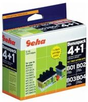 Geha Ink-jet Brother B01/B02/B03 + 2xB04