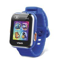 VTECH - Kidizoom Smartwatch Connect DX2 Blau - Fotos und Videos ansehen