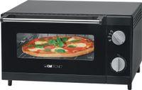 CLATRONIC Multi Pizza Ofen MPO 3520 schwarz