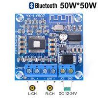 TPA3116D2 50W + 50W Zweikanaliges digitales Bluetooth-Leistungsverstärker modulDC12-24V
