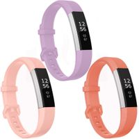 Fitbit Alta HR,Fitbit Alta Band: iMoshion Silikonband Multipack