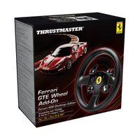 ThrustMaster Ferrari 458 Challenge Wheel Add-On Steuerrad PC,Playstation 3 Schwarz 4060047
