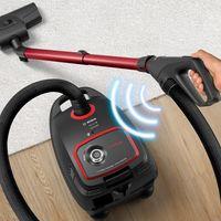 Bosch BGB6MPOW Bodenstaubsauger 850 Watt Aktionsradius 12 m HEPA Hygienefilter