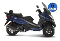 Piaggio MP3 500 Sport Advanced ABS/ ASR Modell 2021, Farben:Blau Nettuno