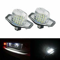 2x LED Kennzeichenbeleuchtung für Honda CR-V FR-V HR-V Odyssey Jazz Crosstour Insight 34101S60013