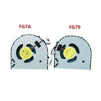 Original CPU/GPU FG7A/FG79 Lüfter, Grafikkartenkühler für DELL Alienware 15 17 R1 R2 R3 Notebook Reparaturteil