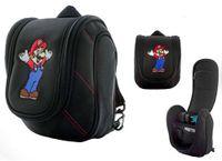 """bigben Nintendo 3DS / 3DS XL - Mini-Rucksack """"Mario 3DS911"""" schwarz [video game]"""