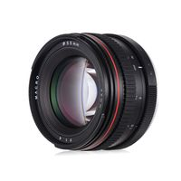 50 mm 1: 1,4 USM grosse Blende Standardobjektiv mit anthropomorphem Fokus Kameraobjektiv mit geringer Streuung Spiegelreflexkamera