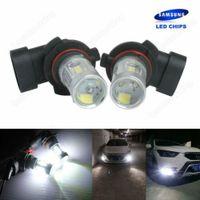 2x HB4 9006 15W LED Birne Nebelscheinwerfer Tagfahrlicht Glühlampe DRL 12V Weiß