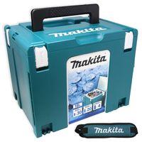 Makita Kühlbox 18 l MAKPAC Gr. 4 isoliert   Kühltasche Wärme   + Schultergurt