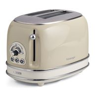 Vintage 2-Schlitz-Toaster creme