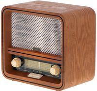 Camry Retro Radio | Bluetooth | USB | AUX-IN | FM/AM Radio