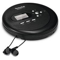 TechniSat DigitRadio CD 2GO 0000/3942 CD-Player mit MP3-Funktion DAB+ schwarz