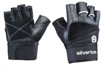 Silverton Handschuhe Power Schwarz Schwarz Xl