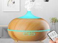 550 ml Luftbefeuchter Ultraschall Diffuser Aromatherapie Luftbefeuchter Ätherische Öle Luftbefeuchter Mit Fernbedienung
