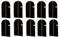 Kleiderhüllen 60x100 cm - L - 10 Stück (5x 2er Set)