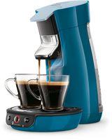 Senseo Kaffeepadmaschine Viva Café HD6563/70, blau