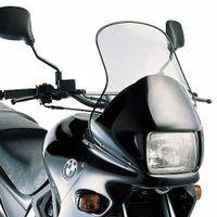 GiVi Windschild getönt, 460 mm hoch, 423 mm breit, für BMW F 650 (94-96), mit ABE und Kantenschutz