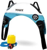 Wasser Bulgarien Bag füllbar inkl. Pumpe Gewichts Bag Schlaufengriff Aqua Training