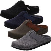 Rohde Herren Hausschuhe Pantoffeln Rodigo-H 6741, Größe:43 EU, Farbe:Grau
