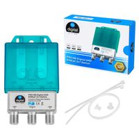 HB-DIGITAL PRO UHD DiSEqC Schalter 2/1 Switch
