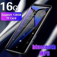 16GB bluetooth MP3 Player MP4 Media FM Radio Recorder Musiklautsprecher mit Kopfhörer Englische Version