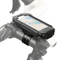 Wicked Chili RainCase wasserdichte Fahrradhalterung für Apple iPhone 6S / 6 Schutzhülle Case Tasche Fahrrad Halterung für Lenker und Vorbau (Hülle mit Ladekabel- und Kopfhörer Anschluss) schwarz