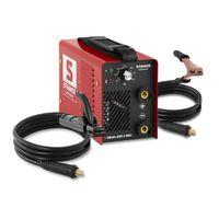 Stamos Welding Elektroden Schweißgerät - 200 A - 230 V - IGBT