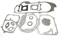 Motor Dichtsatz komplett 10 Zoll für GY6 QMA QMB, Baotian, Zongshen, Rex RS450