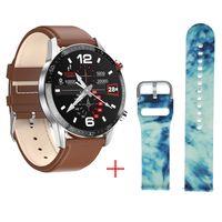 Neue L13 SmartWatch Männer EKG+PPG Wasserdicht Bluetooth Anruf Blutdruck Mode Armbänder Armband Fitness Smart Watch