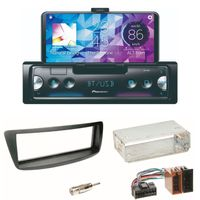 Pioneer SPH-10BT USB Bluetooth Einbauset Toyota Aygo Citroen C1 Peugeot 107