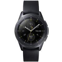 Samsung Galaxy Watch - 3,05 cm (1.2 Zoll) - SAMOLED - Touchscreen - 4 GB - GPS - 49 g