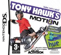 Activision Tony Hawk's: Motion, NDS, Nintendo DS