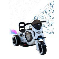 Airel Elektrisches Motorrad mit Musik und Licht für Kinder von 1 bis 4 Jahren