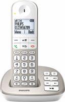 Philips Schnurlostelefon mit Anrufbeantworter