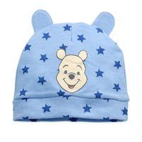 Disney Winnie Pooh Baby Mütze Jungen blau Sterne