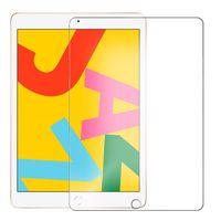 Displayschutz für Apple iPad 10.2 2019 (7. Generation) Panzerglas Schutz Glas Panzer Folie Glasfolie
