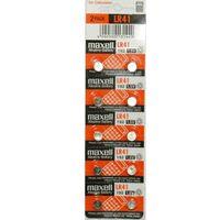 Maxell Batterie Alcalina Lr41 Ag3 1,5V 10U