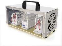 30G Ozongenerator 30000mg/h Ceramic Luftreiniger Ozongerät Ozonisator Geruchskiller 220V mit Timer für Rauch