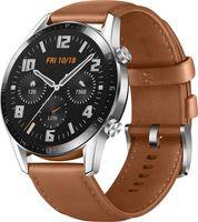 Huawei - Smartwatch - Huawei GT 2 (Latona B19V) Classic-Pebble Brown - 55024317