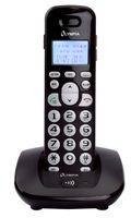 OLYMPIA  DECT 5000 Schnurloses ECO-Mode DECT Telefon, Schwarz