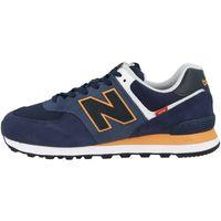 New Balance Sneaker low blau 45,5