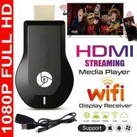 Melario Wireless WIFI HDMI Dongle HD 1080P TV Stick Dongle Chrome Cast Mac USB Anycast