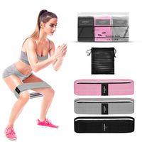 LIXADA Fitnessband 3X Widerstandsbänder Muskelaufbau Streckung Widerstand wahlweise