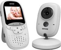 Denver Babyphone DC-245 Monitor Digital Kamera Video Babyfon Nachtsicht Wireless