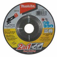 Makita Schleifscheibe 125X2.0X22.23Cm