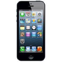 Apple iPhone 5 16GB Black - Akzeptabel