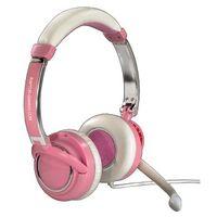 """Hama 00052927, Pink, 3.5 mm (1/8""""), verkabelt, 20 - 20000 Hz, 102 dB, 20 - 20000 Hz"""