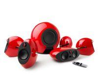 Edifier E255 SPK-EF-E255 Lautsprechersystem, Subwoofer, 36 Watt RMS pro Kanal, Dolby Digital